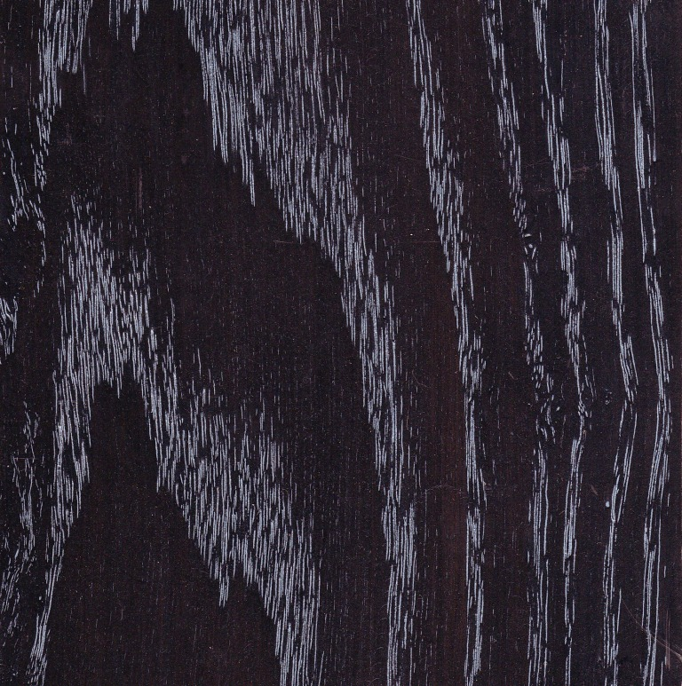 Black-Blue Cerused Oak