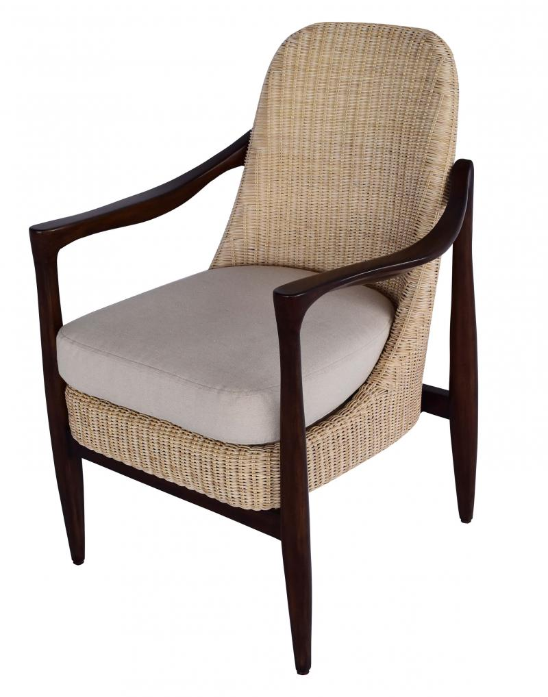 C455-010 Spectator Arm Chair