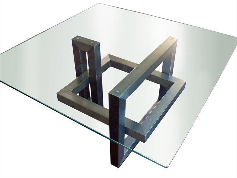cubist square table