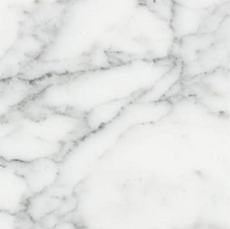 White Gray Veined Marble